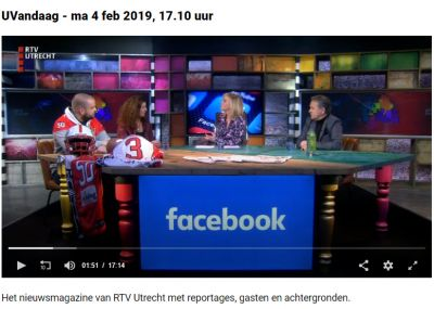 interview over facebook 15 jaar met Corinne Keijzer