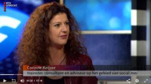 interview over facebook 15 jaar met Corinne Keijzer