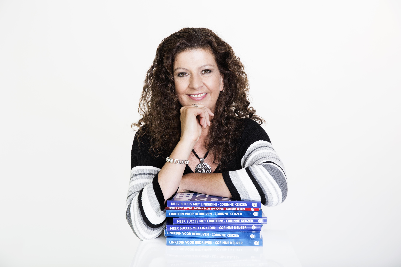 LinkedIn trainer Corinne Keijzer