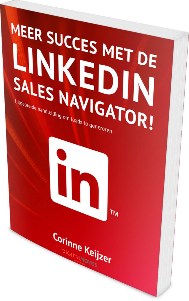Meer succes met de LinkedIn Sales Navigator - Corinne Keijzer