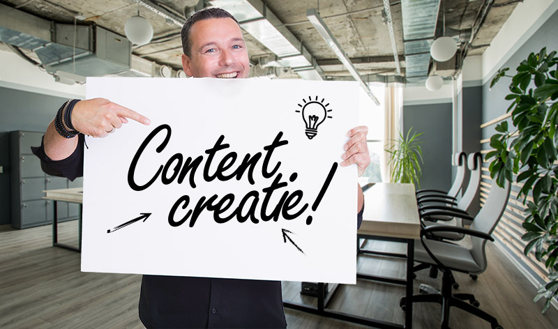 Leer content maken voor social media