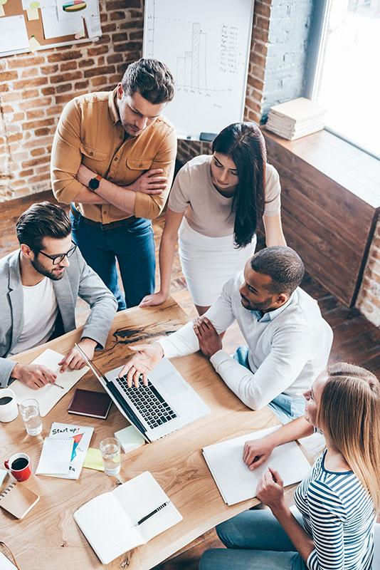 Digitale consultancy – begeleiding en coaching on the job