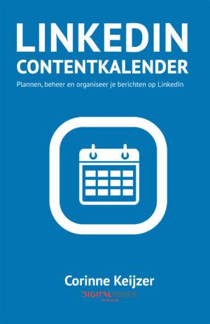 LinkedIn contentkalender - Corinne Keijzer